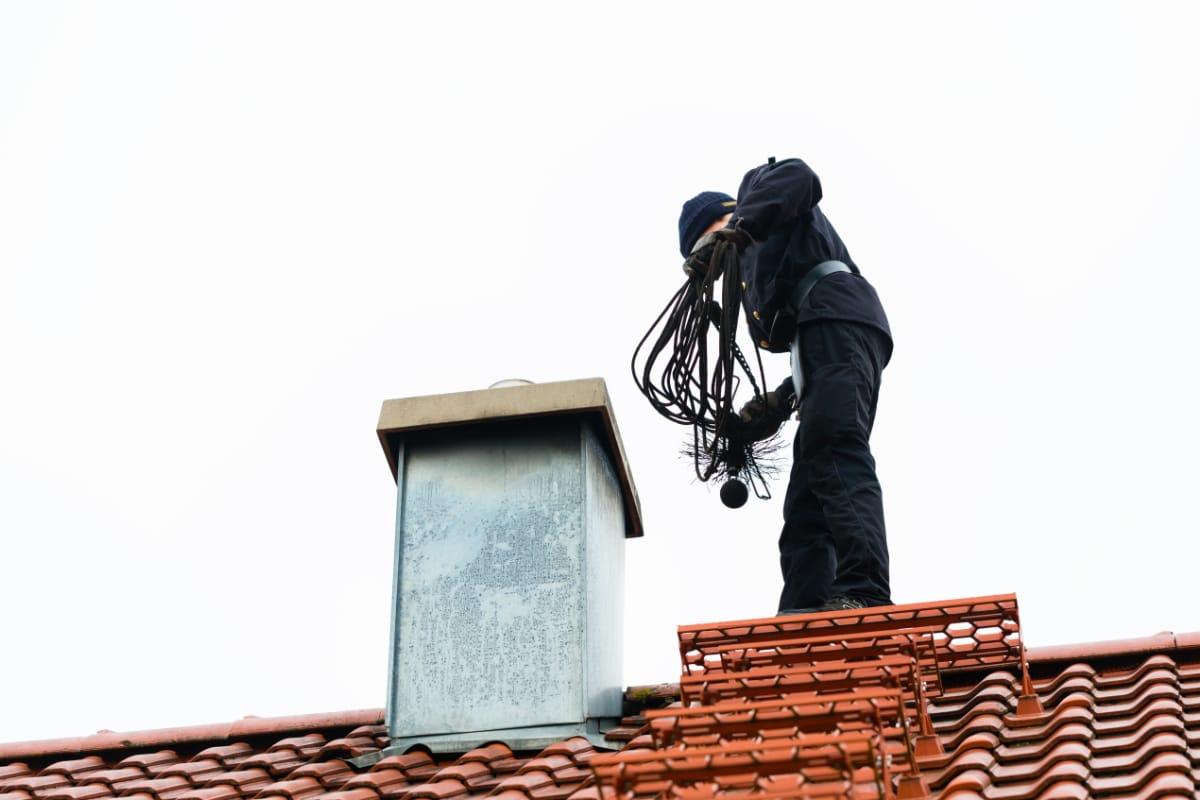 ramoneur cheminée